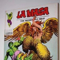 Cómics: LA MASA (VERTICE TACO) Nº 33: LA ARPÏA. Lote 175852807