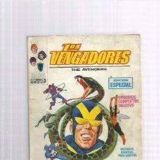 Cómics: VENGADORES 14 EL SIGNO. Lote 175887402