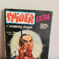 Comics : SPIDER EXTRA N 17 VÉRTICE. TACO 1967. Lote 176001083