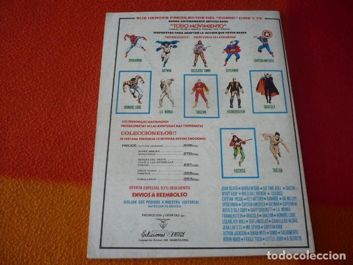 Cómics: EL HOMBRE DE HIERRO EXTRA DE NAVIDAD 1974 MODOK ¡BUEN ESTADO! VERTICE MUNDO COMICS - Foto 2 - 176048135