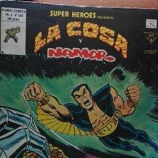 Cómics: LA COSA Y NAMOR MUNDICOMICS VOL2 Nº 134 . Lote 176073938