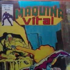 Cómics: MAQUINA VITAL MUNDICOMICS VOL1 Nº 5 . Lote 176162174