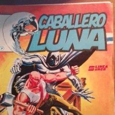 Cómics: CABALLERO LUNA Nº 7 LINEA SURCO. Lote 176232534