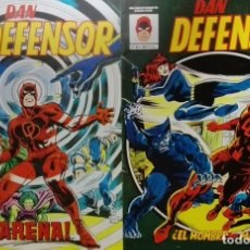 Cómics: DAN DEFENSOR (DAREDEVIL) MUNDICOMICS VÉRTICE NºS 3 Y 4 AÑO 1.981 MARVEL 1.978 . Lote 176235458