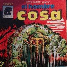 Cómics: EL HOMBRE COSA Nº 3 MUNDICOMICS 1.981. Lote 176237419