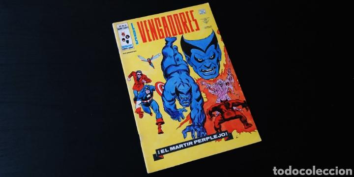 BASTANTE NUEVO LOS VENGADORES 38 VERTICE VOL II (Tebeos y Comics - Vértice - Vengadores)