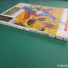 Comics: DOCTOR EXTRAÑO (1970, VERTICE) 14 · 1970 · MORIR SIN DESPERTAR. Lote 176397503