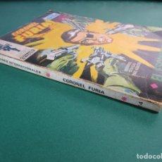 Cómics: CORONEL FURIA (1970, VERTICE) 14 · 1972 · EL ESCONDITE. Lote 176397912