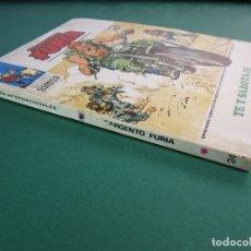 Comics: SARGENTO FURIA (1972, VERTICE) 24 · 1972 · TE Y SABOTAJE. Lote 176398127