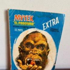 Cómics: MYTEK EL PODEROSO. EXTRA NÚMERO 3. 168PAG. VÉRTICE ( TACO) 1966 DIFICIL. Lote 176402140