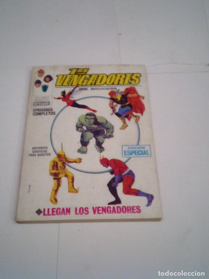 Cómics: LOS VENGADORES - VERTICE - VOLUMEN 1 - COLECCION COMPLETA - 52 NUMEROS - MUY BUEN ESTADO - GORBAUD - Foto 6 - 176450777