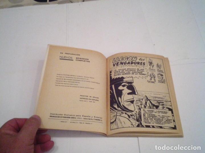 Cómics: LOS VENGADORES - VERTICE - VOLUMEN 1 - COLECCION COMPLETA - 52 NUMEROS - MUY BUEN ESTADO - GORBAUD - Foto 8 - 176450777