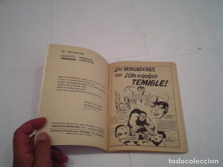 Cómics: LOS VENGADORES - VERTICE - VOLUMEN 1 - COLECCION COMPLETA - 52 NUMEROS - MUY BUEN ESTADO - GORBAUD - Foto 14 - 176450777