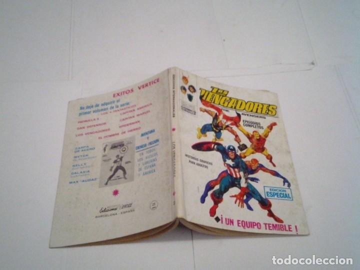 Cómics: LOS VENGADORES - VERTICE - VOLUMEN 1 - COLECCION COMPLETA - 52 NUMEROS - MUY BUEN ESTADO - GORBAUD - Foto 16 - 176450777