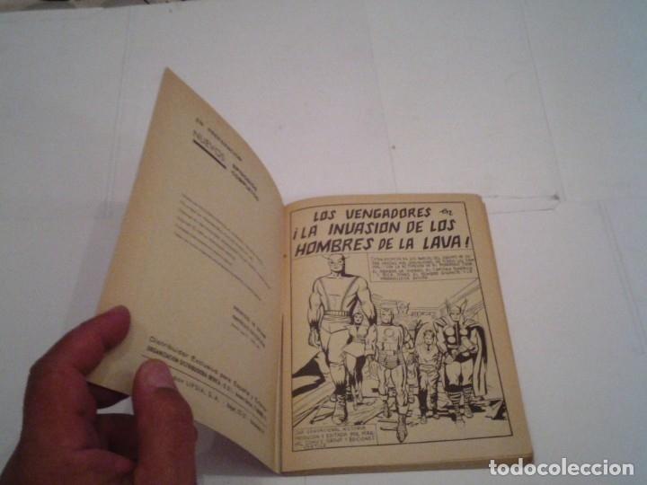 Cómics: LOS VENGADORES - VERTICE - VOLUMEN 1 - COLECCION COMPLETA - 52 NUMEROS - MUY BUEN ESTADO - GORBAUD - Foto 19 - 176450777