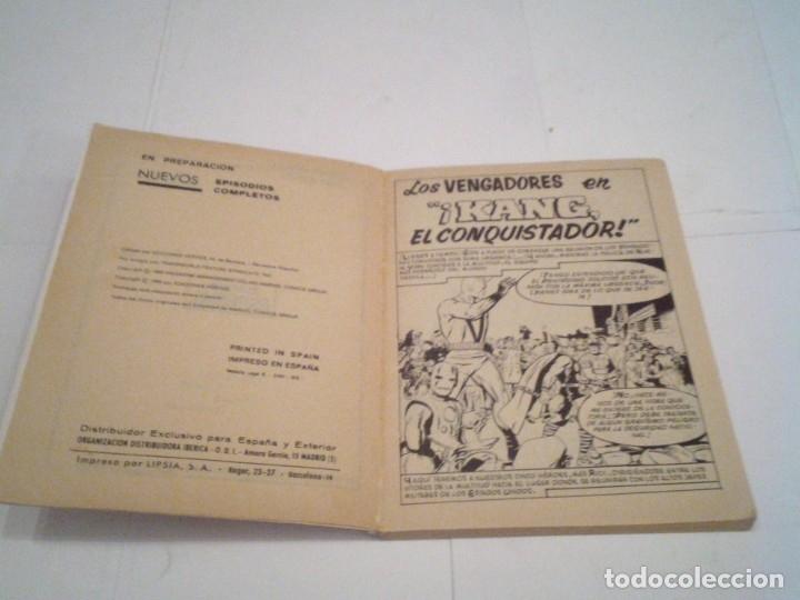 Cómics: LOS VENGADORES - VERTICE - VOLUMEN 1 - COLECCION COMPLETA - 52 NUMEROS - MUY BUEN ESTADO - GORBAUD - Foto 24 - 176450777