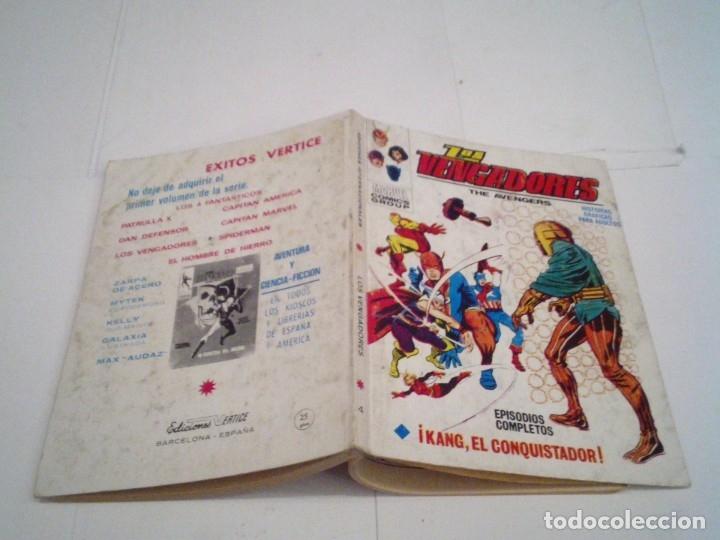 Cómics: LOS VENGADORES - VERTICE - VOLUMEN 1 - COLECCION COMPLETA - 52 NUMEROS - MUY BUEN ESTADO - GORBAUD - Foto 26 - 176450777