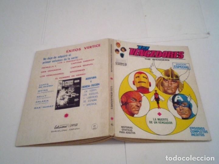 Cómics: LOS VENGADORES - VERTICE - VOLUMEN 1 - COLECCION COMPLETA - 52 NUMEROS - MUY BUEN ESTADO - GORBAUD - Foto 36 - 176450777