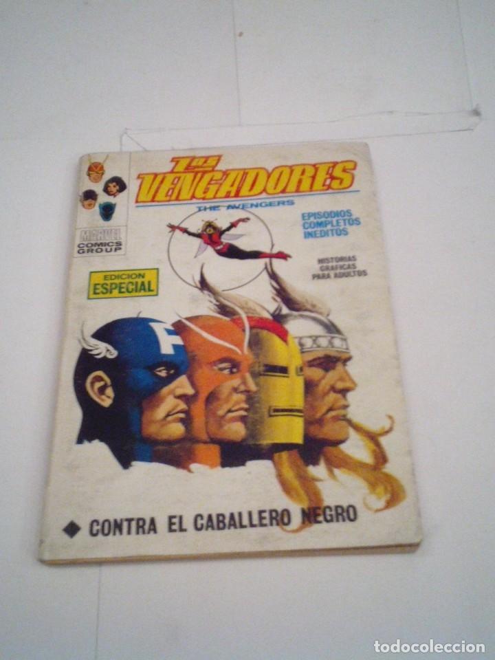 Cómics: LOS VENGADORES - VERTICE - VOLUMEN 1 - COLECCION COMPLETA - 52 NUMEROS - MUY BUEN ESTADO - GORBAUD - Foto 37 - 176450777