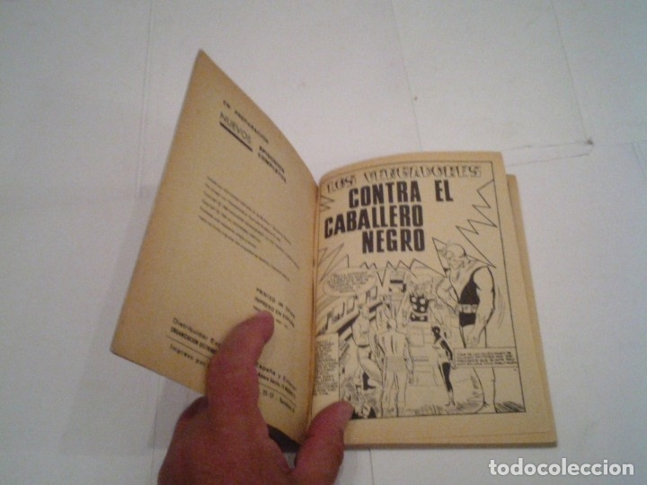 Cómics: LOS VENGADORES - VERTICE - VOLUMEN 1 - COLECCION COMPLETA - 52 NUMEROS - MUY BUEN ESTADO - GORBAUD - Foto 39 - 176450777