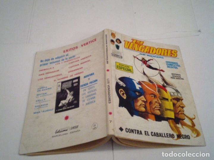 Cómics: LOS VENGADORES - VERTICE - VOLUMEN 1 - COLECCION COMPLETA - 52 NUMEROS - MUY BUEN ESTADO - GORBAUD - Foto 41 - 176450777