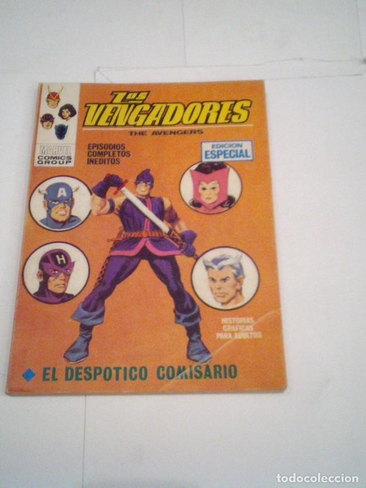 Cómics: LOS VENGADORES - VERTICE - VOLUMEN 1 - COLECCION COMPLETA - 52 NUMEROS - MUY BUEN ESTADO - GORBAUD - Foto 42 - 176450777