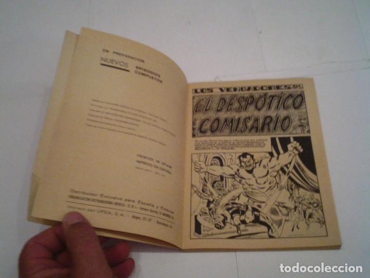 Cómics: LOS VENGADORES - VERTICE - VOLUMEN 1 - COLECCION COMPLETA - 52 NUMEROS - MUY BUEN ESTADO - GORBAUD - Foto 44 - 176450777