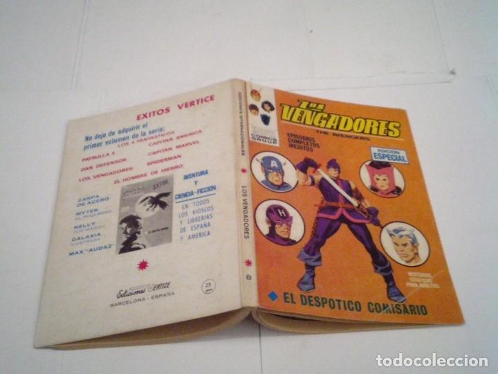 Cómics: LOS VENGADORES - VERTICE - VOLUMEN 1 - COLECCION COMPLETA - 52 NUMEROS - MUY BUEN ESTADO - GORBAUD - Foto 46 - 176450777