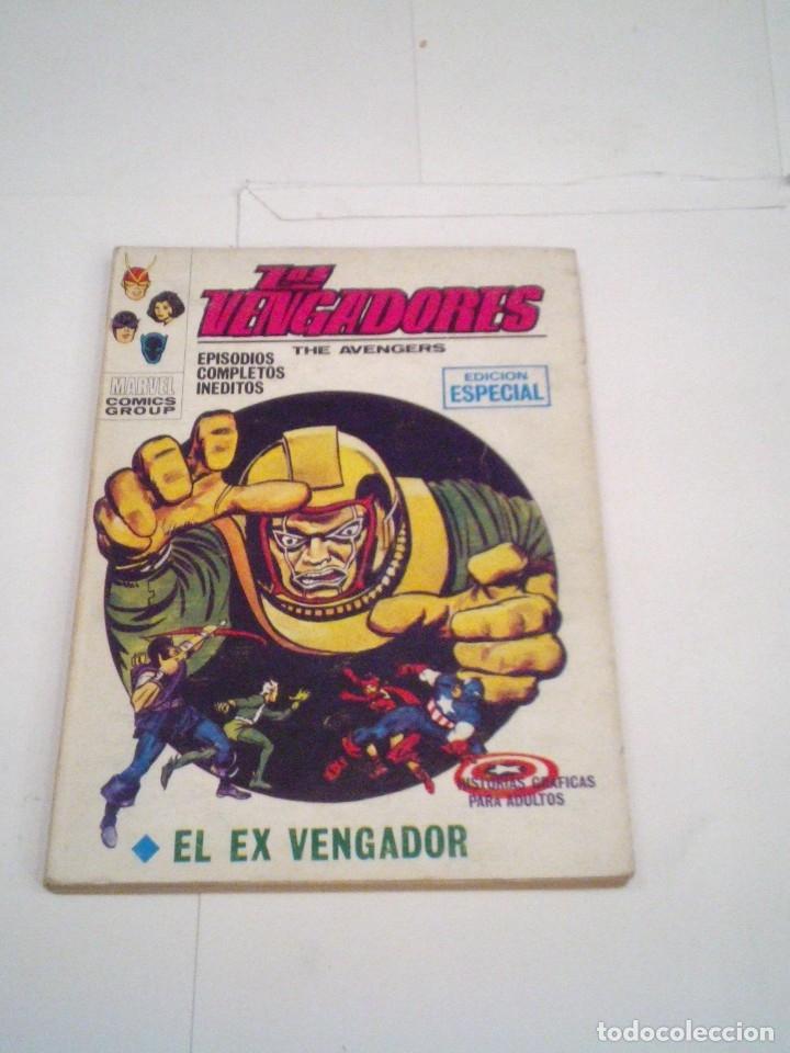 Cómics: LOS VENGADORES - VERTICE - VOLUMEN 1 - COLECCION COMPLETA - 52 NUMEROS - MUY BUEN ESTADO - GORBAUD - Foto 47 - 176450777
