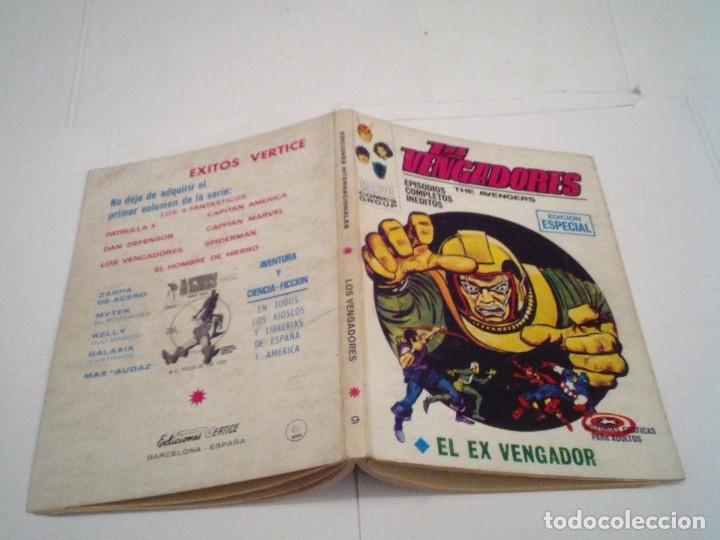 Cómics: LOS VENGADORES - VERTICE - VOLUMEN 1 - COLECCION COMPLETA - 52 NUMEROS - MUY BUEN ESTADO - GORBAUD - Foto 51 - 176450777