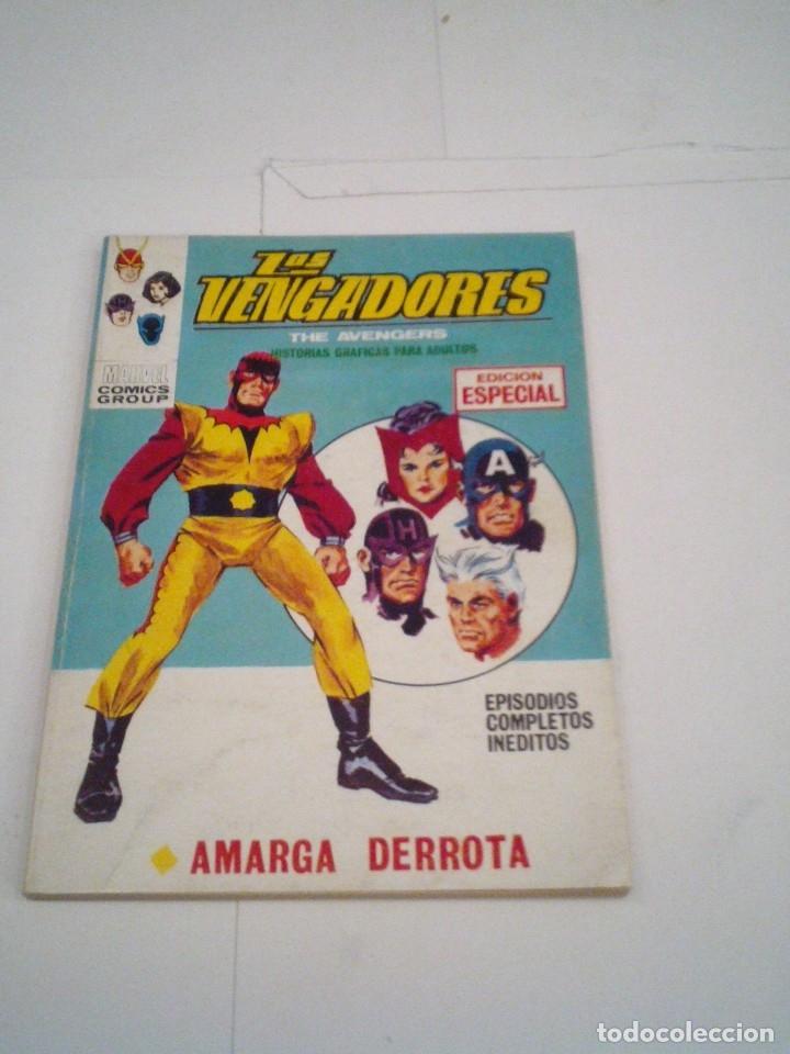 Cómics: LOS VENGADORES - VERTICE - VOLUMEN 1 - COLECCION COMPLETA - 52 NUMEROS - MUY BUEN ESTADO - GORBAUD - Foto 52 - 176450777