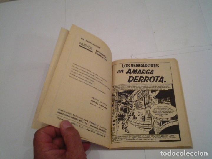 Cómics: LOS VENGADORES - VERTICE - VOLUMEN 1 - COLECCION COMPLETA - 52 NUMEROS - MUY BUEN ESTADO - GORBAUD - Foto 54 - 176450777