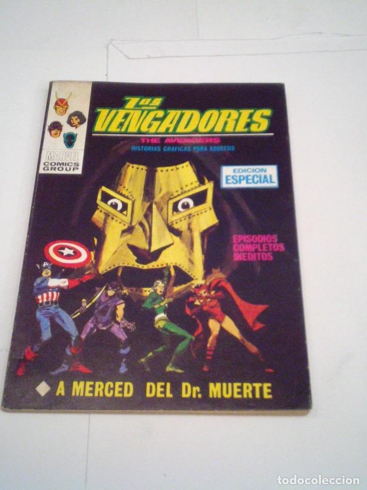 Cómics: LOS VENGADORES - VERTICE - VOLUMEN 1 - COLECCION COMPLETA - 52 NUMEROS - MUY BUEN ESTADO - GORBAUD - Foto 58 - 176450777