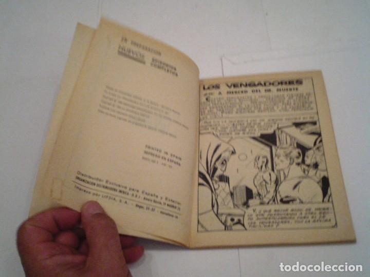 Cómics: LOS VENGADORES - VERTICE - VOLUMEN 1 - COLECCION COMPLETA - 52 NUMEROS - MUY BUEN ESTADO - GORBAUD - Foto 60 - 176450777