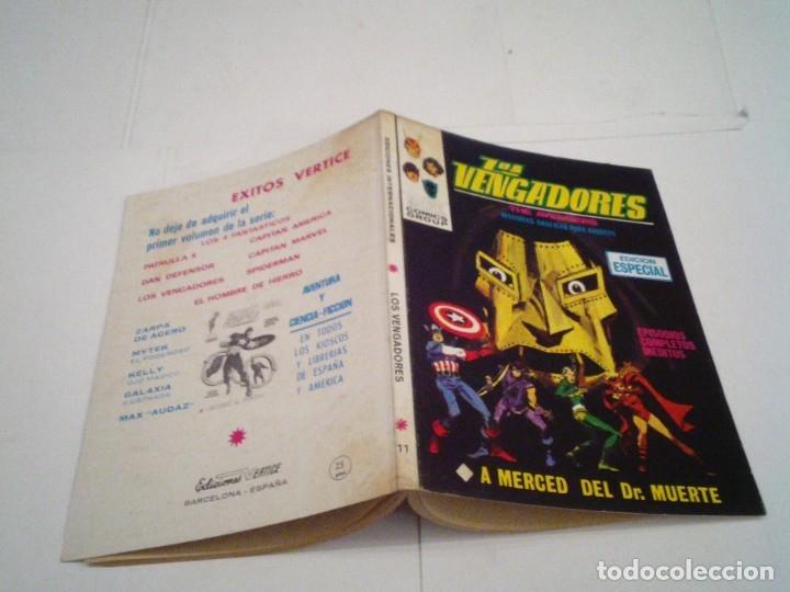 Cómics: LOS VENGADORES - VERTICE - VOLUMEN 1 - COLECCION COMPLETA - 52 NUMEROS - MUY BUEN ESTADO - GORBAUD - Foto 62 - 176450777