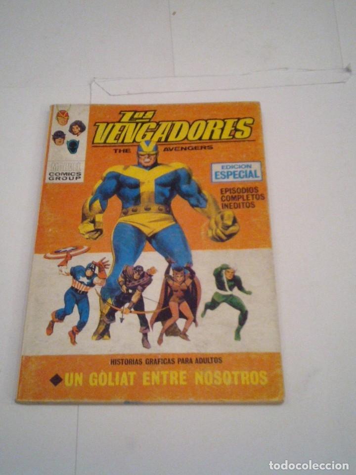 Cómics: LOS VENGADORES - VERTICE - VOLUMEN 1 - COLECCION COMPLETA - 52 NUMEROS - MUY BUEN ESTADO - GORBAUD - Foto 63 - 176450777
