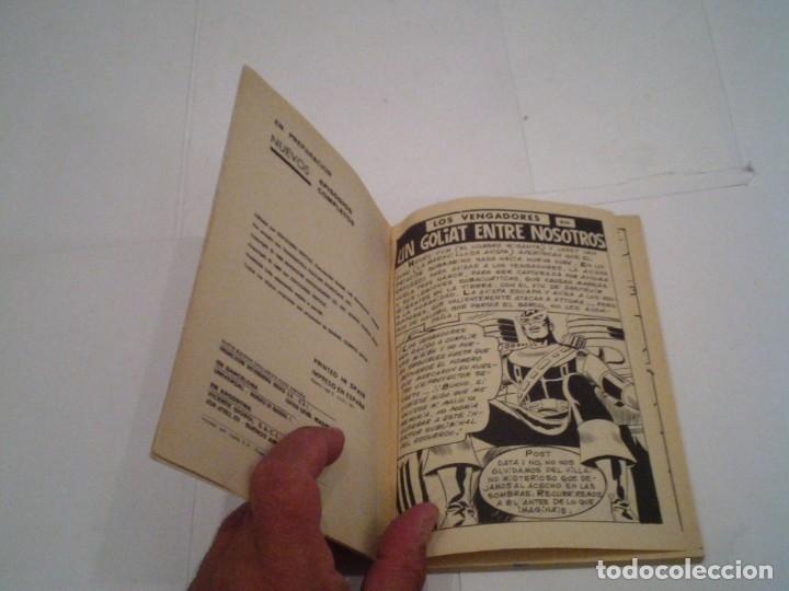 Cómics: LOS VENGADORES - VERTICE - VOLUMEN 1 - COLECCION COMPLETA - 52 NUMEROS - MUY BUEN ESTADO - GORBAUD - Foto 65 - 176450777