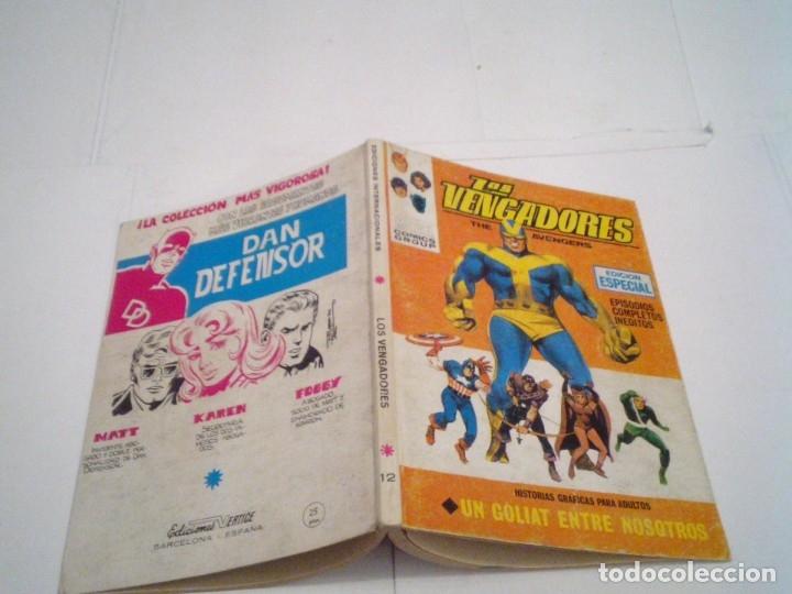Cómics: LOS VENGADORES - VERTICE - VOLUMEN 1 - COLECCION COMPLETA - 52 NUMEROS - MUY BUEN ESTADO - GORBAUD - Foto 67 - 176450777
