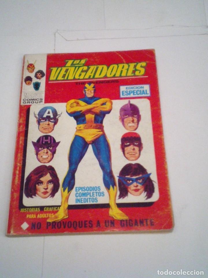 Cómics: LOS VENGADORES - VERTICE - VOLUMEN 1 - COLECCION COMPLETA - 52 NUMEROS - MUY BUEN ESTADO - GORBAUD - Foto 68 - 176450777
