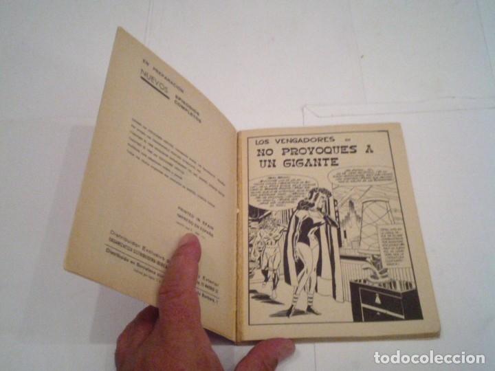 Cómics: LOS VENGADORES - VERTICE - VOLUMEN 1 - COLECCION COMPLETA - 52 NUMEROS - MUY BUEN ESTADO - GORBAUD - Foto 70 - 176450777