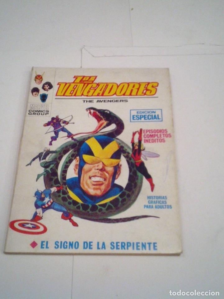 Cómics: LOS VENGADORES - VERTICE - VOLUMEN 1 - COLECCION COMPLETA - 52 NUMEROS - MUY BUEN ESTADO - GORBAUD - Foto 74 - 176450777