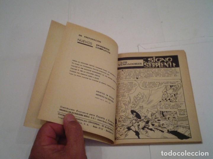 Cómics: LOS VENGADORES - VERTICE - VOLUMEN 1 - COLECCION COMPLETA - 52 NUMEROS - MUY BUEN ESTADO - GORBAUD - Foto 76 - 176450777