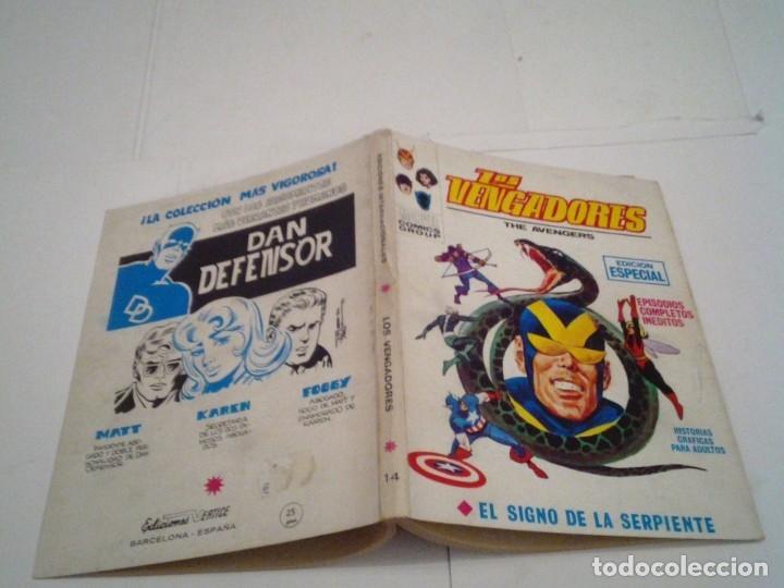Cómics: LOS VENGADORES - VERTICE - VOLUMEN 1 - COLECCION COMPLETA - 52 NUMEROS - MUY BUEN ESTADO - GORBAUD - Foto 79 - 176450777