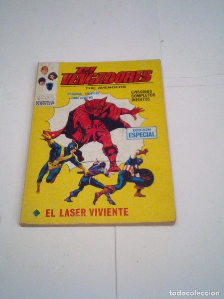Cómics: LOS VENGADORES - VERTICE - VOLUMEN 1 - COLECCION COMPLETA - 52 NUMEROS - MUY BUEN ESTADO - GORBAUD - Foto 80 - 176450777