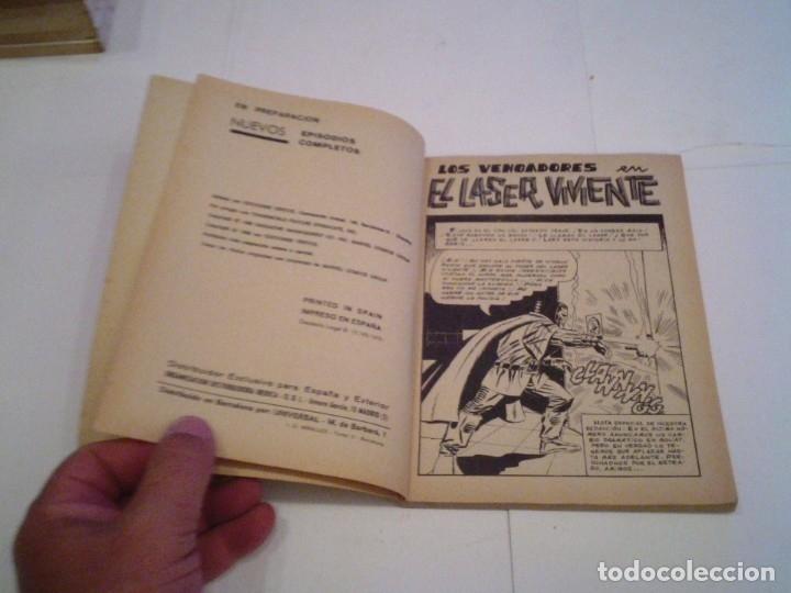 Cómics: LOS VENGADORES - VERTICE - VOLUMEN 1 - COLECCION COMPLETA - 52 NUMEROS - MUY BUEN ESTADO - GORBAUD - Foto 82 - 176450777
