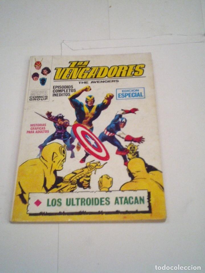 Cómics: LOS VENGADORES - VERTICE - VOLUMEN 1 - COLECCION COMPLETA - 52 NUMEROS - MUY BUEN ESTADO - GORBAUD - Foto 85 - 176450777