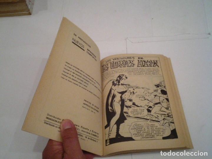 Cómics: LOS VENGADORES - VERTICE - VOLUMEN 1 - COLECCION COMPLETA - 52 NUMEROS - MUY BUEN ESTADO - GORBAUD - Foto 87 - 176450777