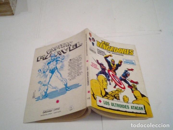 Cómics: LOS VENGADORES - VERTICE - VOLUMEN 1 - COLECCION COMPLETA - 52 NUMEROS - MUY BUEN ESTADO - GORBAUD - Foto 89 - 176450777