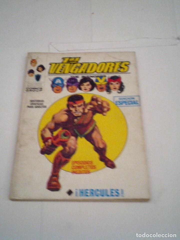Cómics: LOS VENGADORES - VERTICE - VOLUMEN 1 - COLECCION COMPLETA - 52 NUMEROS - MUY BUEN ESTADO - GORBAUD - Foto 90 - 176450777