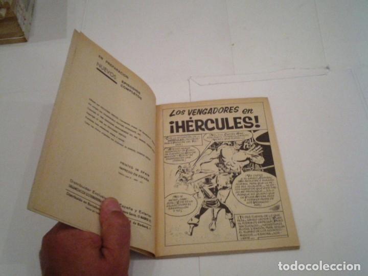 Cómics: LOS VENGADORES - VERTICE - VOLUMEN 1 - COLECCION COMPLETA - 52 NUMEROS - MUY BUEN ESTADO - GORBAUD - Foto 92 - 176450777